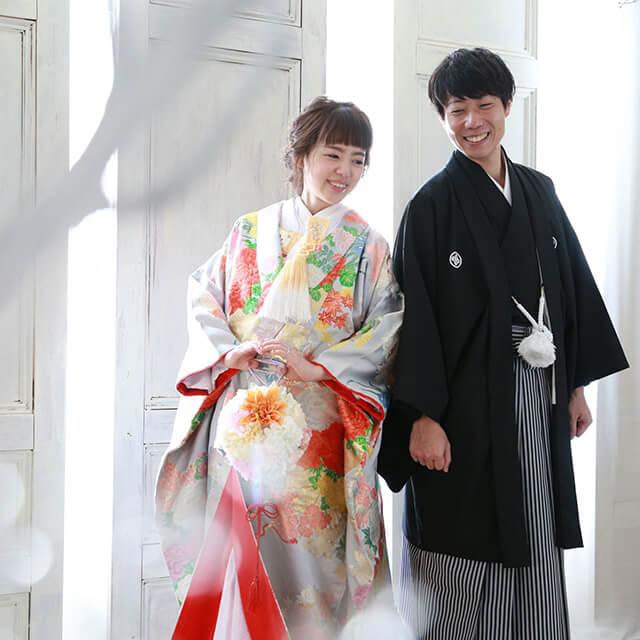 花嫁プラン(和装撮影)の撮影ギャラリー写真01