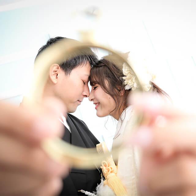 花嫁プラン(和装撮影)の撮影ギャラリー写真03