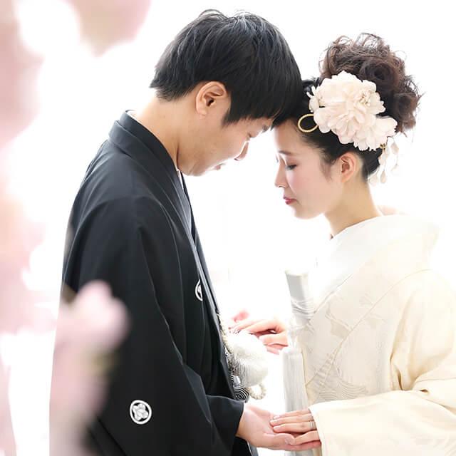 花嫁プラン(和装撮影)の撮影ギャラリー写真07