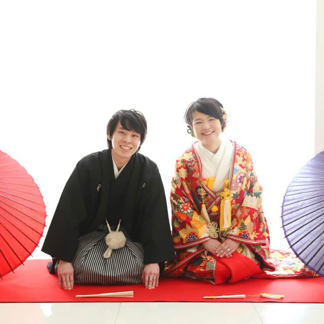花嫁プラン(和装撮影)の撮影ギャラリー写真09