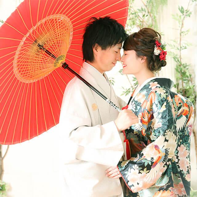 姫プラン(和装・洋装)撮影ギャラリー写真02