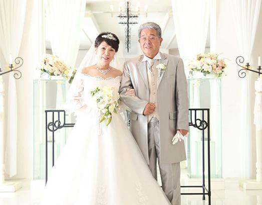 結婚写真:アニバーサリーウェディング