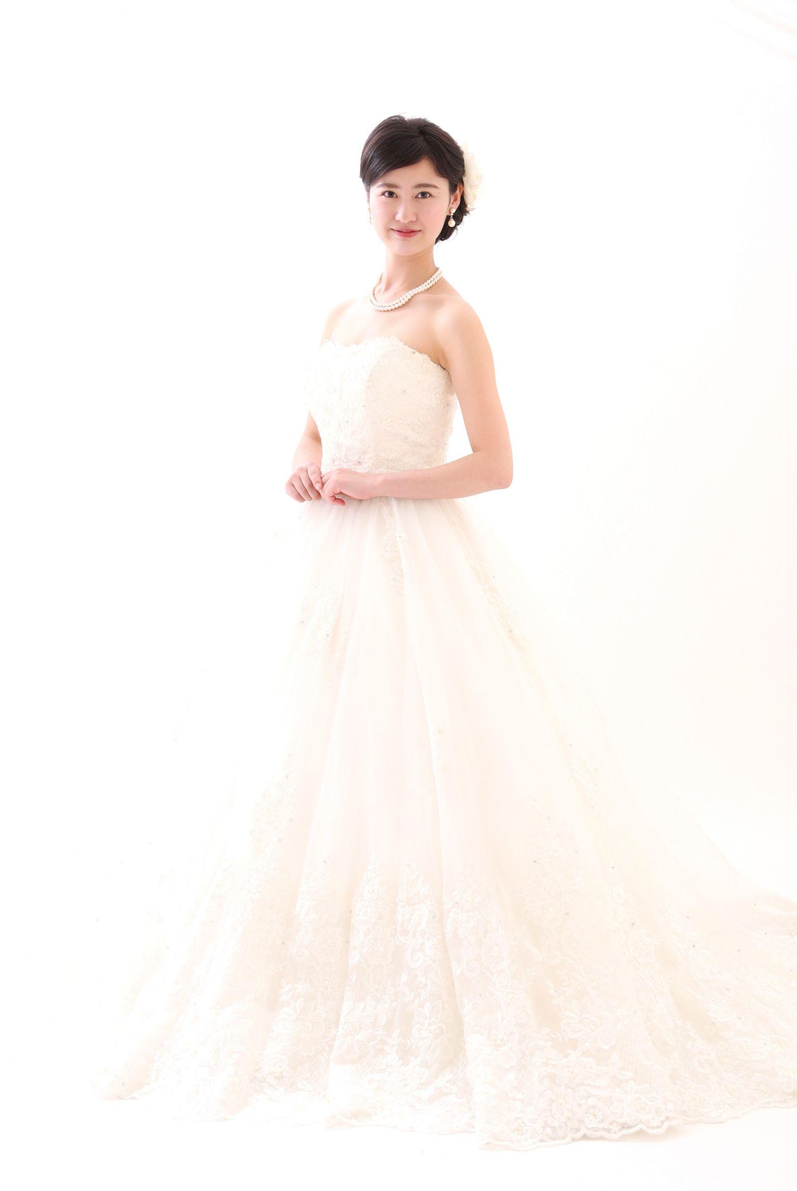 西神戸店 白ドレス NEW! OW-A-11F-1005