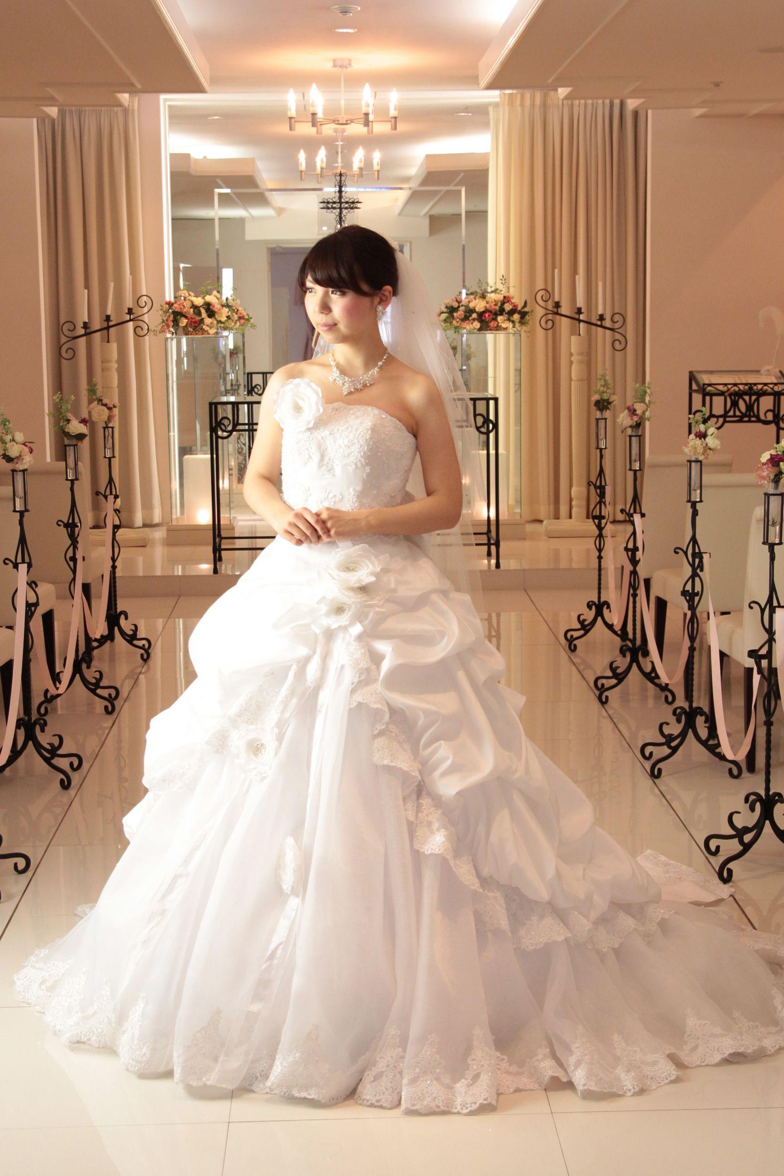 姫路店 白ドレス NEW! W-A-9F-225