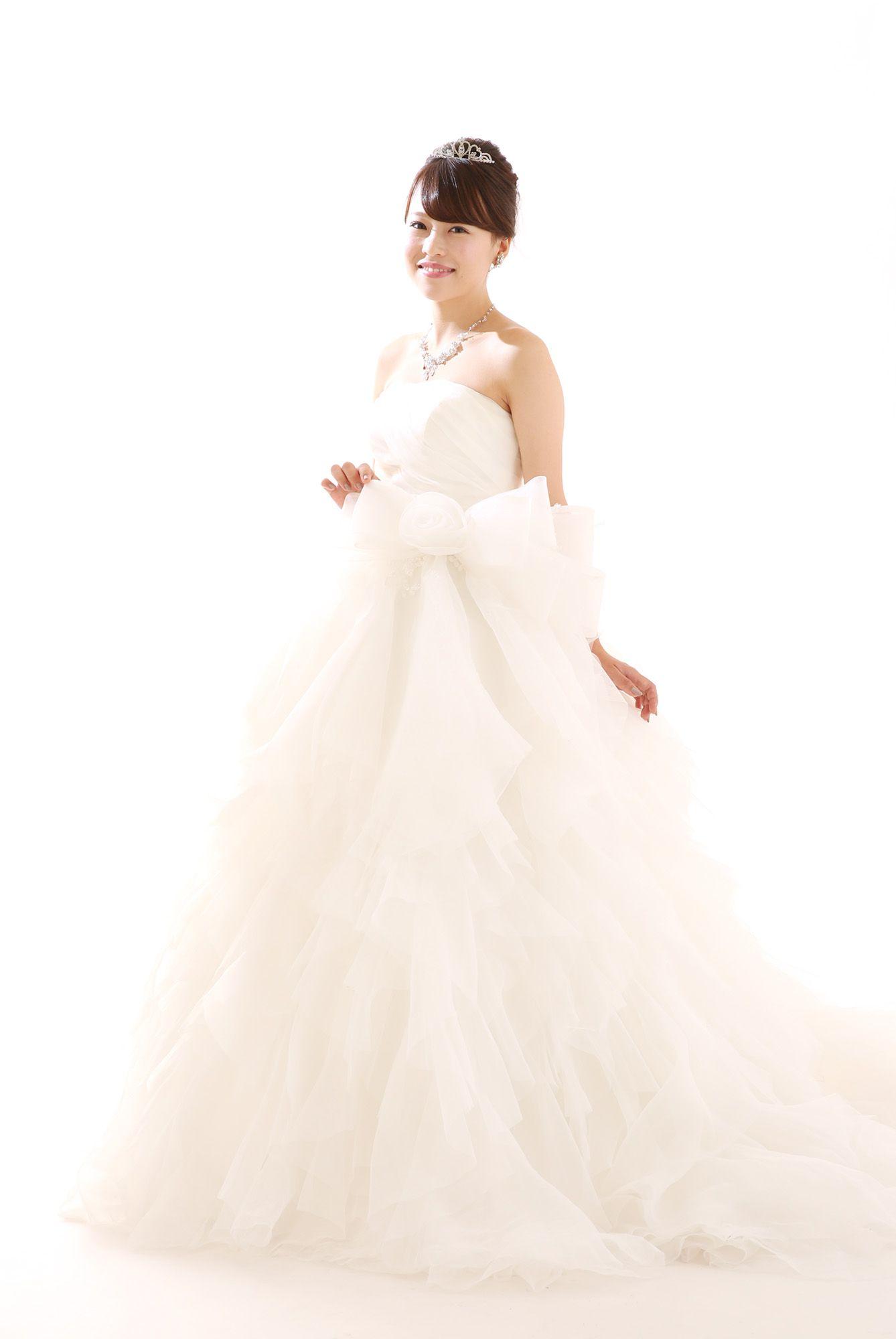 姫路店 白ドレス NEW! W-P-11F-1028