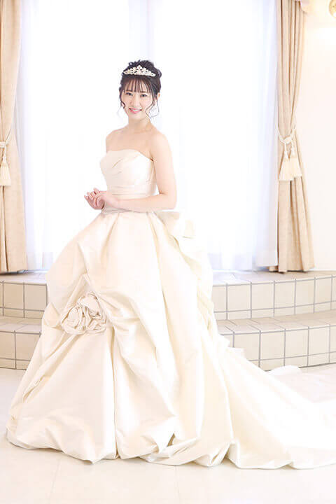 姫路店 白ドレス NEW! OW-P-9F-1025