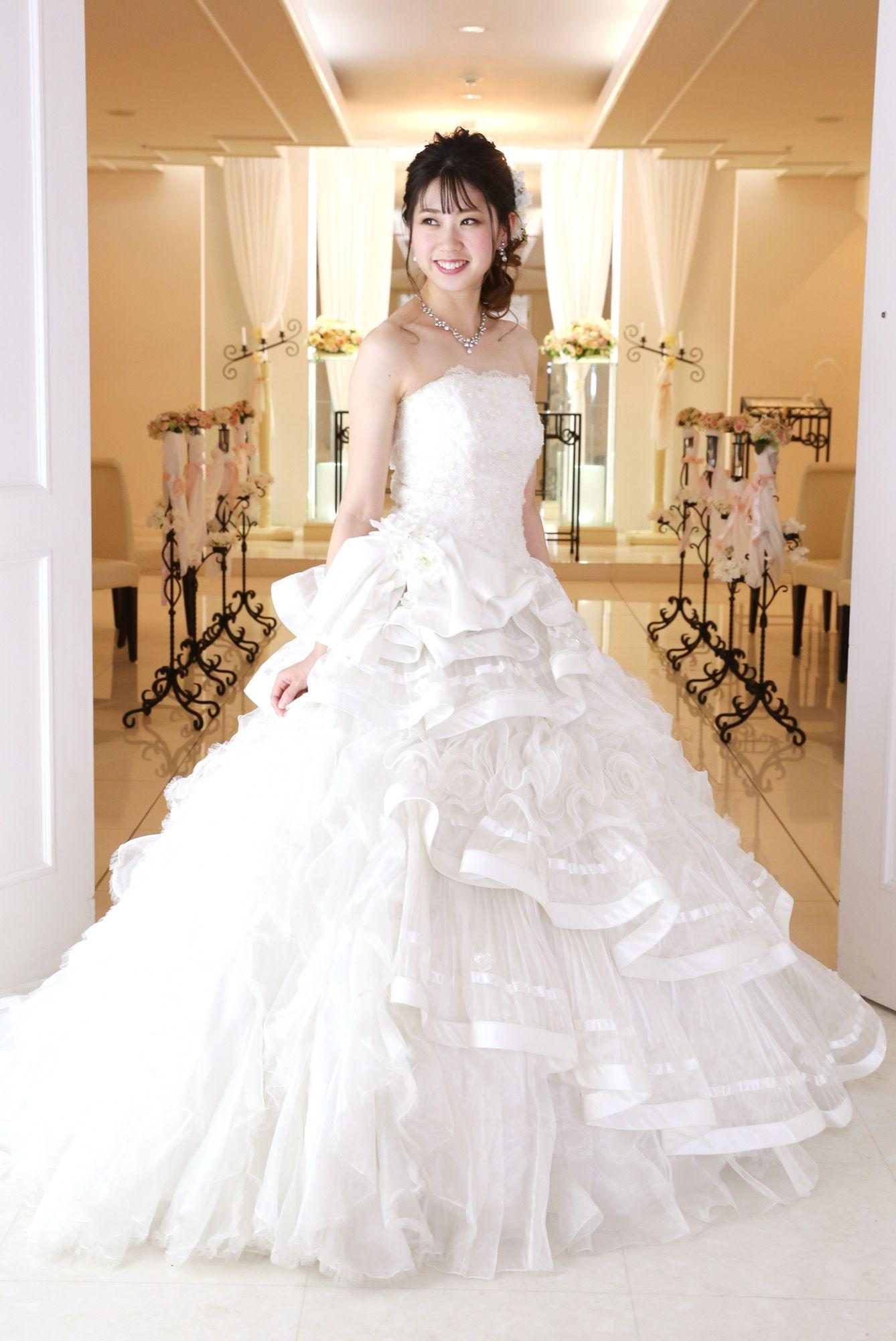 姫路店 白ドレス OW-9F-A-1022