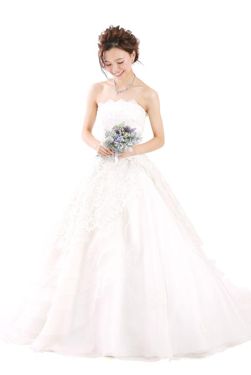 姫路店 白ドレス OW-A-13F-009