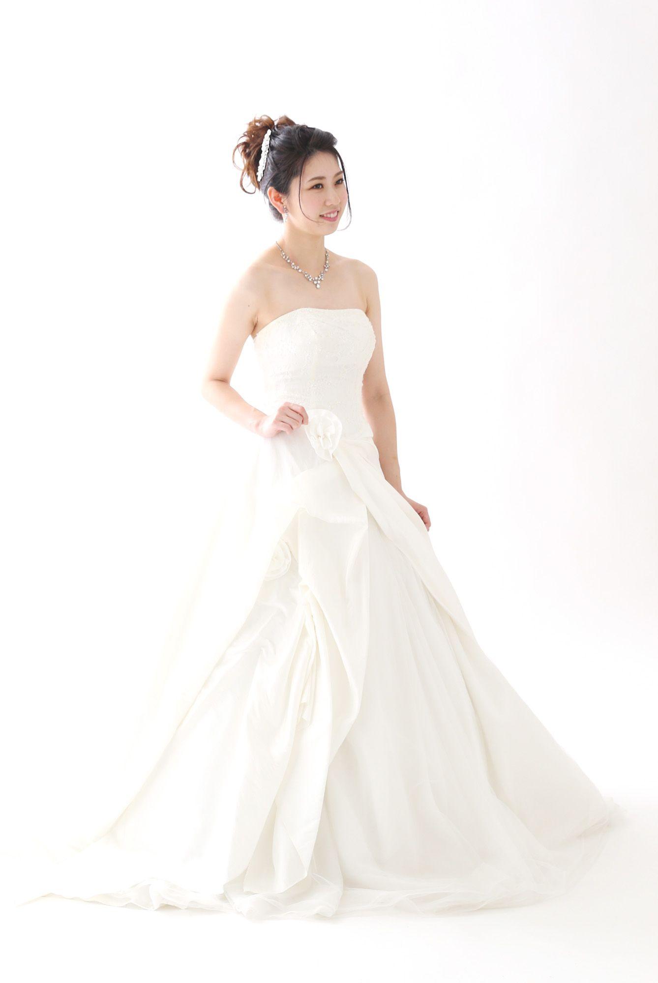姫路店 白ドレス OW-A-13F-1003