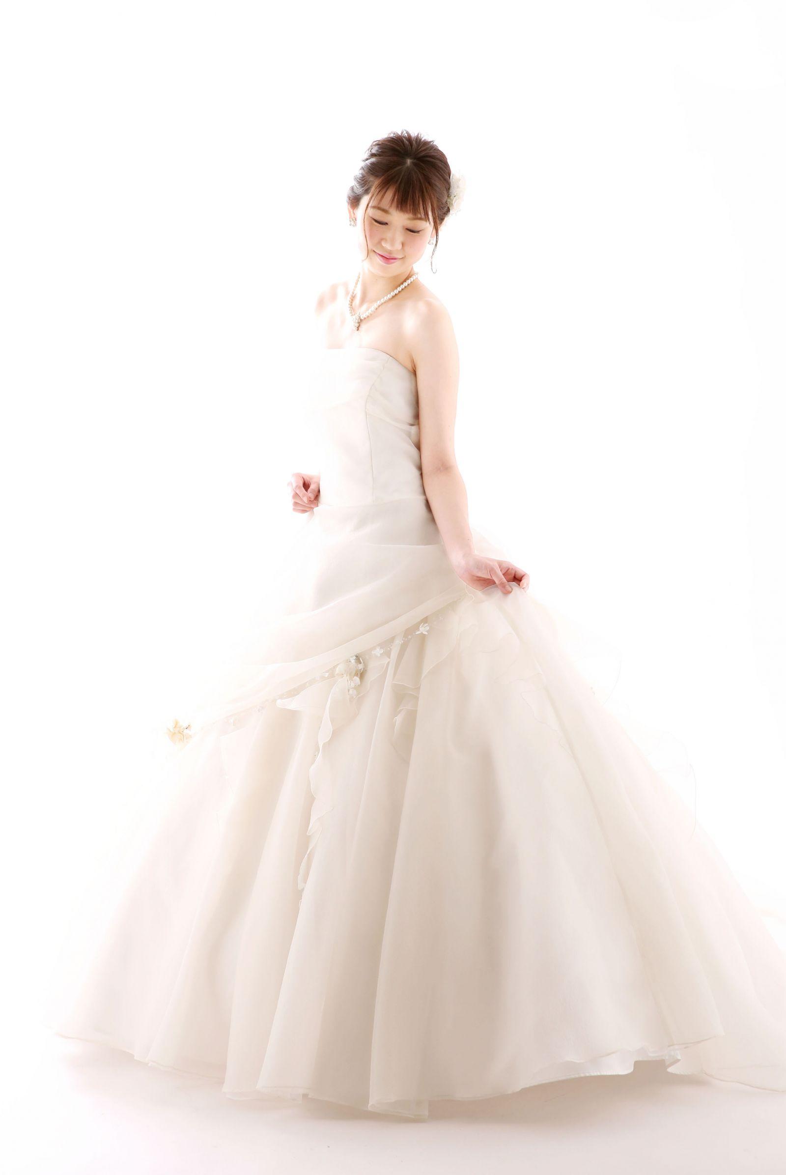 姫路店 白ドレス OW-A-19-057