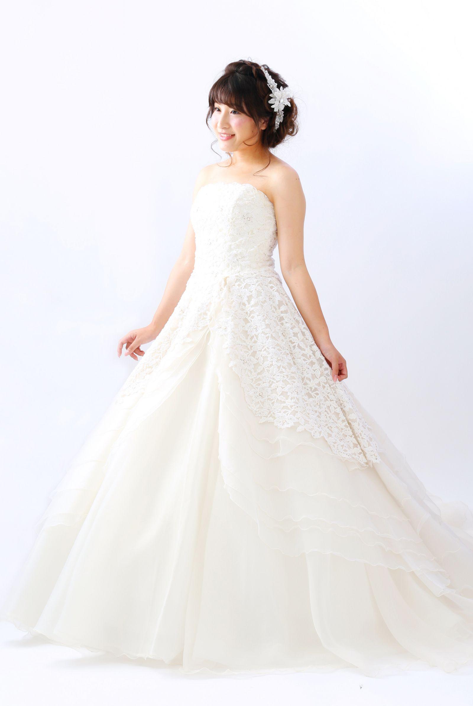 西神戸店 白ドレス OW-A-5F-010