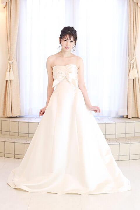 姫路店 白ドレス OW-A-9F-1026