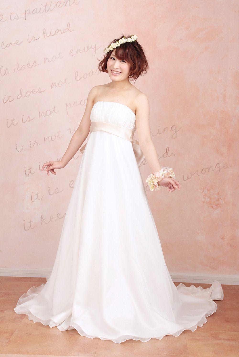 姫路店 白ドレス OW-E-9F-1027
