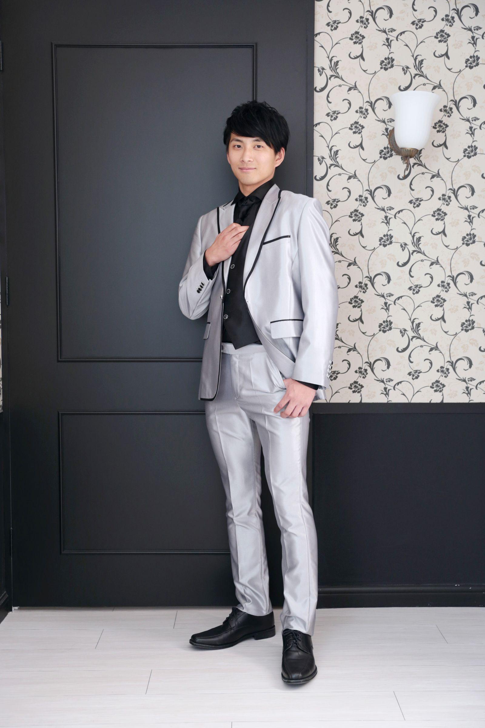 全店 男性衣装 T007 S M L 2L